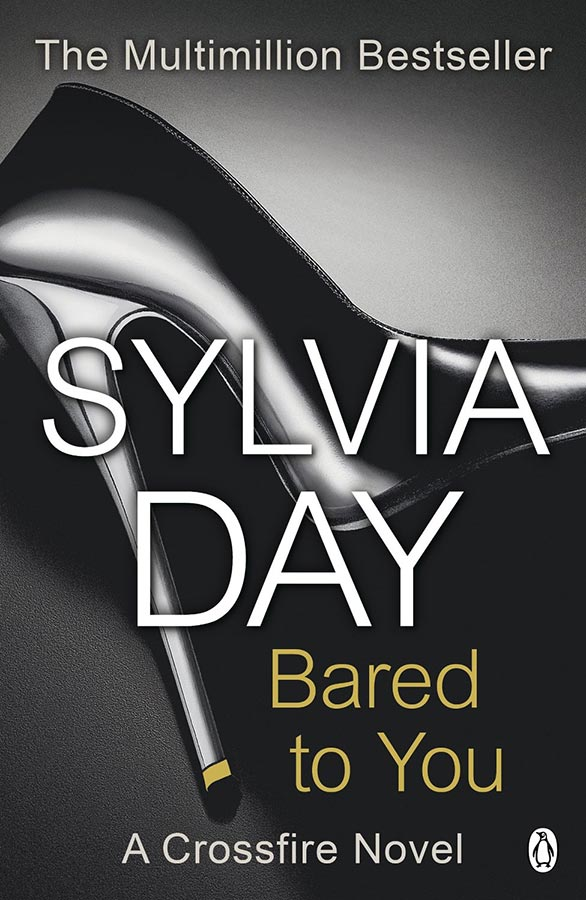 Bared to You UK Cover