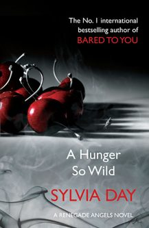 A hunger so wild, united kingdom, sylvia day