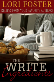 The Write Ingredients eBook Cover