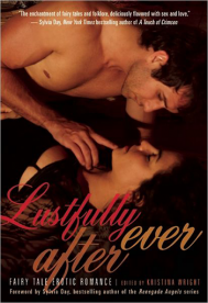 Lustfully Ever After eBook Cover