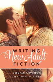 Writing New Adult Fiction eBook Cover