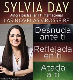 Crossfire Boxed Set 1-4 En Español