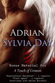 Adrian eBook Cover