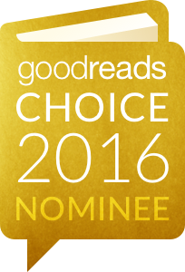 Goodreads Choice Nominee 2016
