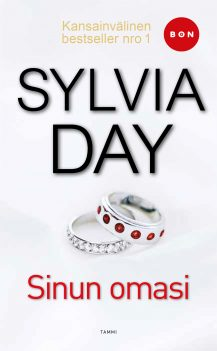 One with You Sylvia Day Finland Finnish