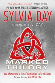 Three Eves – The Marked Trilogy Collection eBook Cover