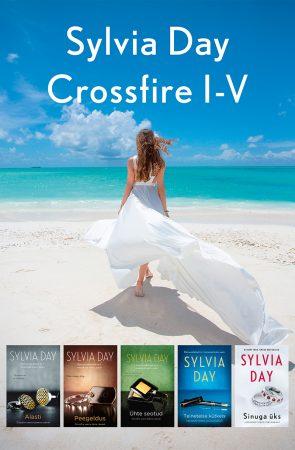 crossfire set estonia sylvia day