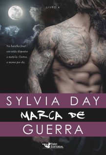 sylvia day eve of warfare brazil