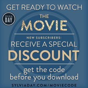 Movies and music news sylvia day official website of the 1 visit sylvias faq on the subject to find out and to receive a special discount code for new passionflix subscribers fandeluxe Image collections