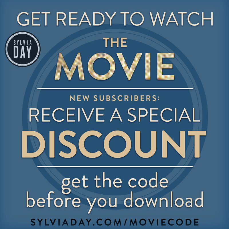 Get Ready to Watch the Movie, Receive a a Special Discount