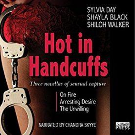 Hot in Handcuffs eBook Cover